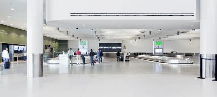 Terminal 2 Baggage Claim