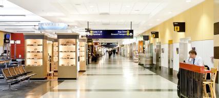 Terminal 2 Shopping