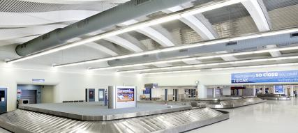 Terminal 1 Baggage Claim