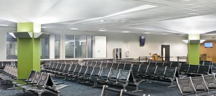 Terminal 1, Gate 1