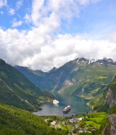 Image of Geiranger Fjord
