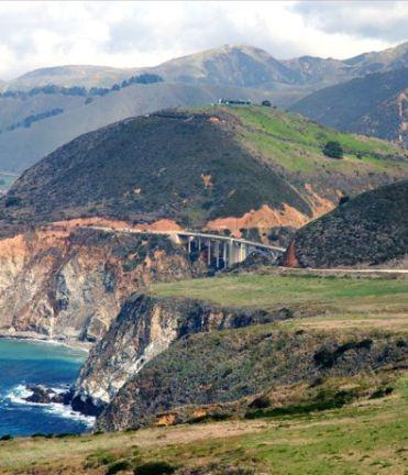 Image of Big Sur & Monterey Bay
