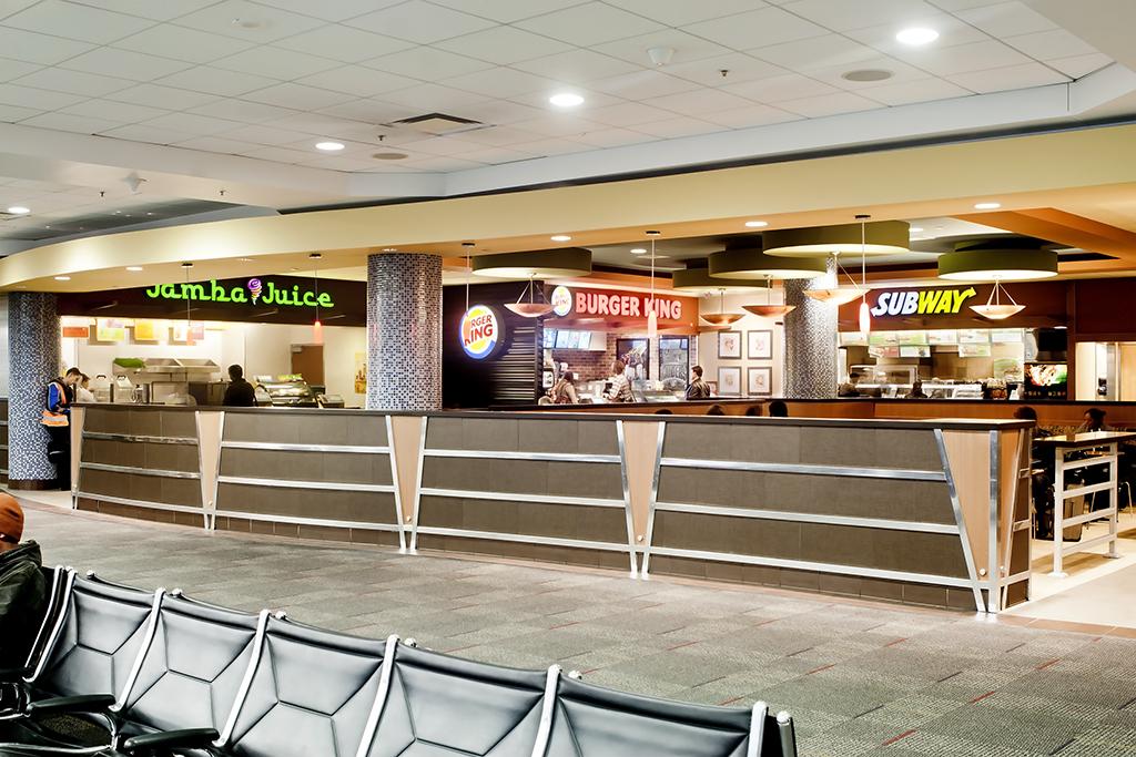 Best Food Oakland Terminal