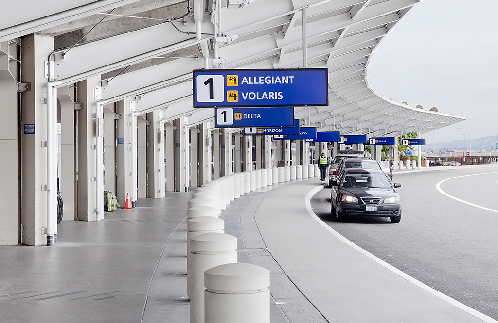 Photos Oakland International Airport