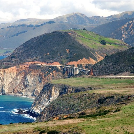 Big Sur and Monterey Bay