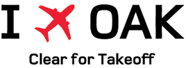 Airport of Oakland Mobile Logo